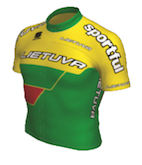National Lithuania Team jersey