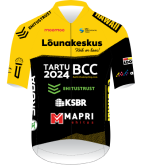 Tartu2024 / BalticChainCycling.com